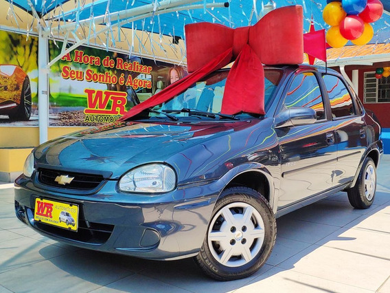 Chevrolet Corsa Classic 1.0 Spirit Flex Power 4p 77 Hp
