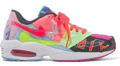Nike + Atmos Air Max2 Light Pvc And Mesh