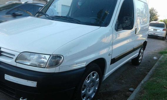 Peugeot Partner 2009 1.9 Furgon Presence