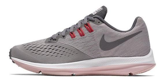 Zapatillas Nike Winflo 4 A Originales Mujer Running