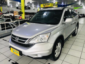 Honda Cr-v 2010 Ac Troca/financio