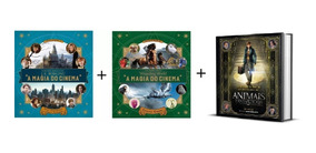 Kit C/3 Livros - Harry Potter - Capa Dura