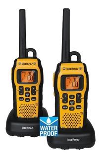 Radio Comunicador Com Frs Twin Water Proof - Intelbras