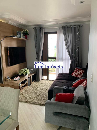 Imagem 1 de 28 de Apartamento Com 2 Dorms, Quitaúna, Osasco - R$ 395 Mil, Cod: 810 - V810