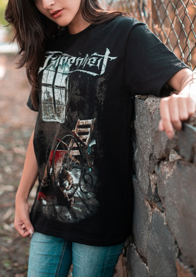 Playera As It Pours - Fahrenheit | Mujer
