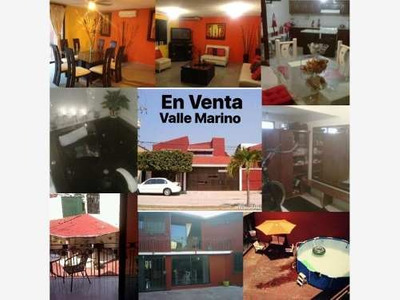 Casa Sola En Renta Fracc. Valle Marino