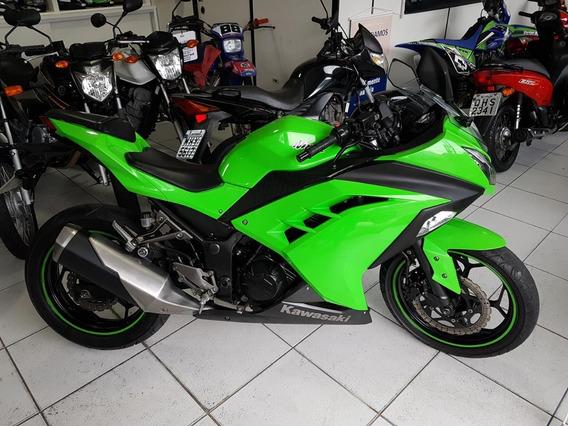 Kawasaki Ninja 300 2013, Aceito Troca, Cartão E Financio