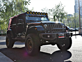 Jeep Wrangler Unlimited 75 Aniversario 2016