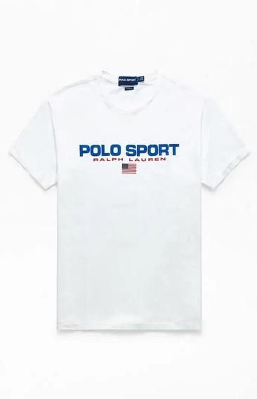 Hat Plaza Remera Ralph Lauren Polo Sport Talle Xl Original