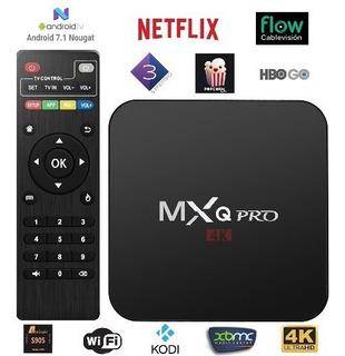 Convertidor Conversor De Tv A Smart Tv Box Pro A24 Android 7