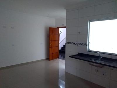 Cobertura Residencial À Venda, Jardim Utinga, Santo André. - Co3568