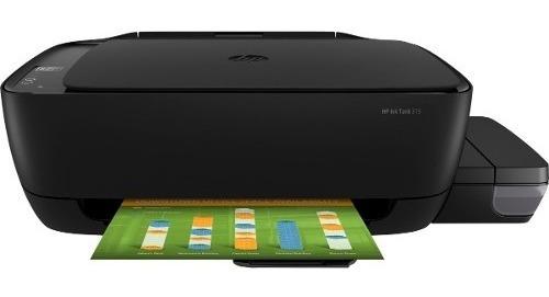 Impresora Multifuncion Hp Gt 315 Color Sistema Continuo Usb Cuotas Tienda Oficial Hp