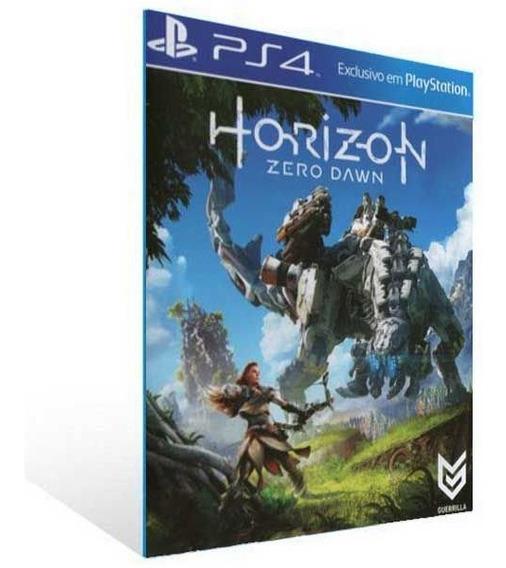 Horizon Zero Dawn - Ps4 - 1 - Envio Imediato