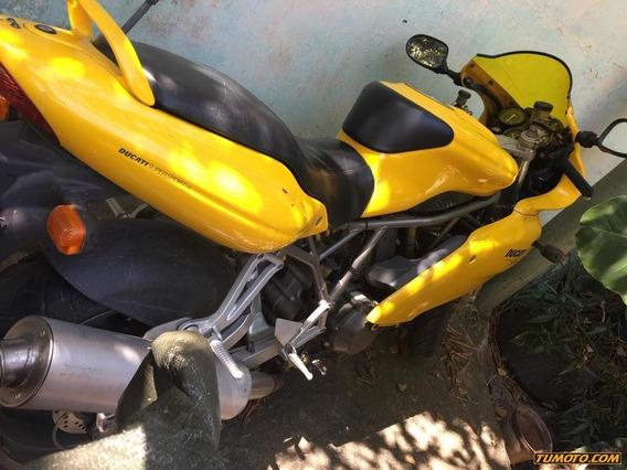 Ducati Ss Super Sport 501 Cc O Más