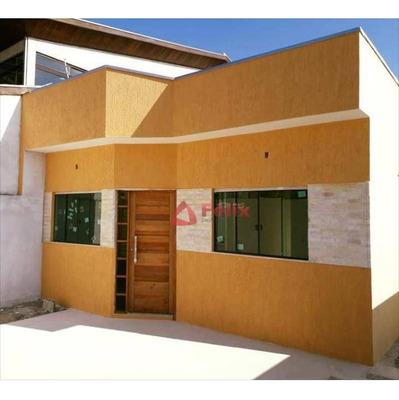 Casa Com 3 Dormitórios À Venda, 75 M² Por R$ 276.000 - Residencial Esperança - Caçapava/sp - Ca1500