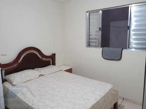 Casa Para Venda Em Mauá, Jardim Estrela, 2 Dormitórios, 1 Banheiro, 2 Vagas - 351_1-1788811