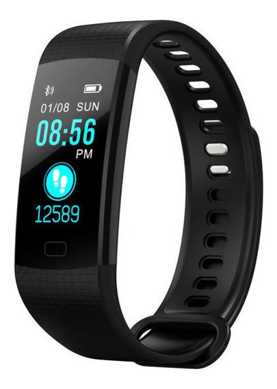 Smartwatch Band Deportivo Reloj Inteligente Y5 Contra Agua