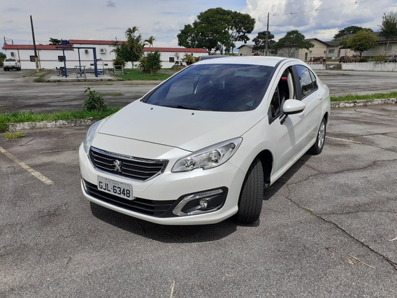 Peugeot 408 1.6 Thp Business Flex Aut. 4p 2018
