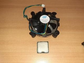 Procesador Quad Core Q8200 Socket 775 + Cooler