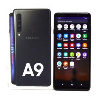 Telefonos Celulares Samsung Galaxy A9 2018 128gb Telcel (g)