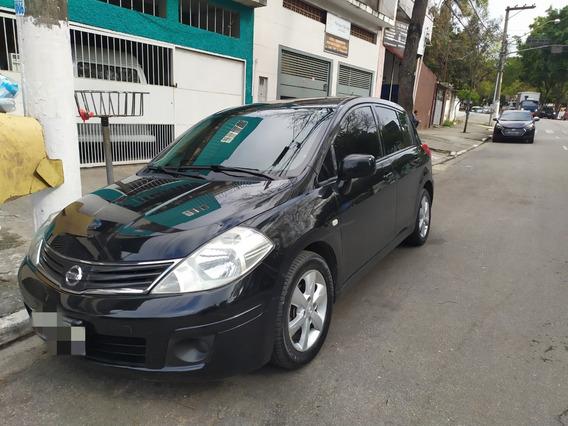 Nissan Tiida 1.8 S 16v Flex 4p Manual 1.8 / 2º Dono