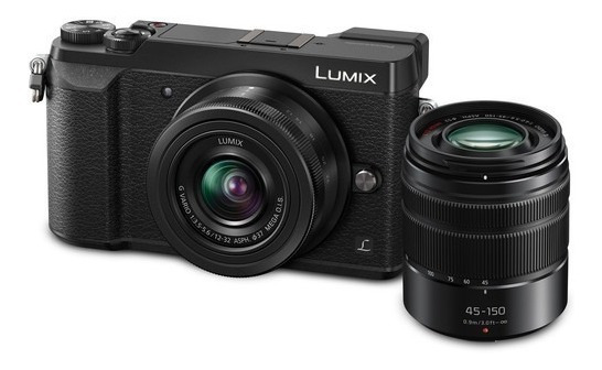 Panasonic Gx85 Lumix Kit 12-32mm + 45-150mm Uhd 4k * Usd850