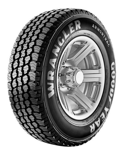 Neumático Goodyear Wrangler Armortrac 255/70 R16 115/112T