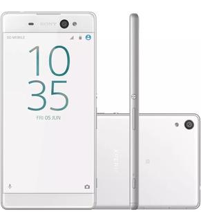 Smartfone Sony Xa Ultra Dual F3216   Novo Vitrine
