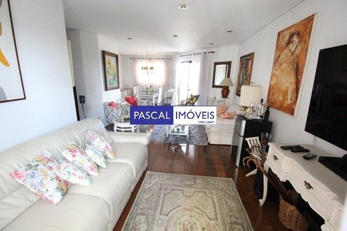 Imagem 1 de 15 de Apartamento Brooklin 03dormitorios  02 Vagas - V-15633