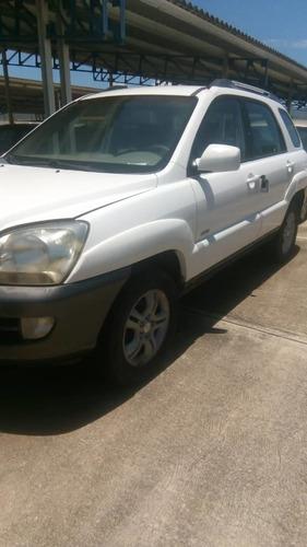 Sportage Automática Blanca