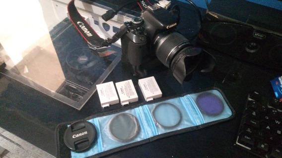 Canon T3i + Acessorios
