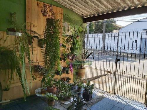 Imagem 1 de 5 de Casa Com 2 Dormitórios À Venda Por R$ 190.000 - Chácaras Reunidas - São José Dos Campos/sp - Ca4333