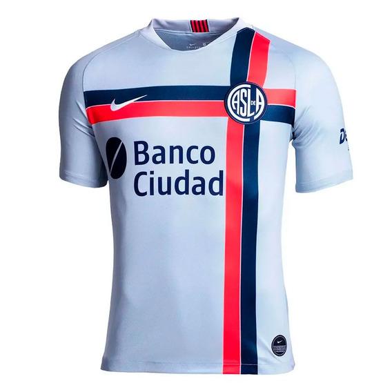 Camiseta Alternativa Nike San Lorenzo Hombre