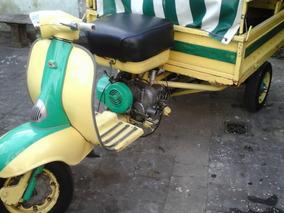 Motofurgon Frambretta 175 Motor Inocenti Italiano