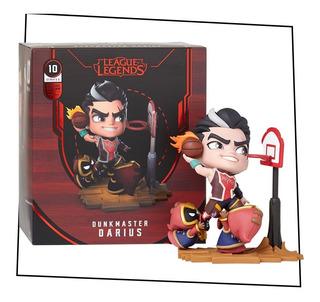 Figura League Of Legends- Dunkmaster Darius Edición Especial