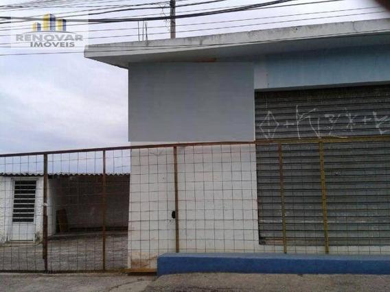 Salão Comercial À Venda, Vila São Paulo, Mogi Das Cruzes - . - Sl0002