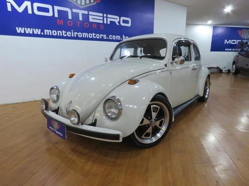 Volkswagen Fusca 1.3 L 8v Gasolina 2p Manual C/ Rodas