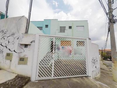 Sobrado Residencial À Venda, Artur Alvim, São Paulo. - So1951