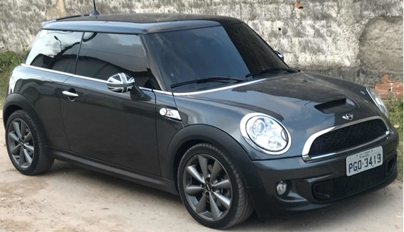Mini Cooper S 1.6 S Top Aut. 3p 2013