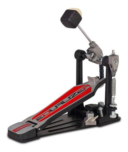 Imagem 1 de 2 de Pedal De Bumbo Odery Simples P803eq Equalizer (lançamento)