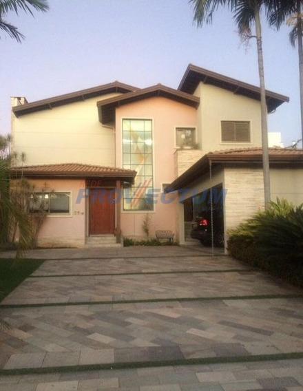 Casa À Venda Em Loteamento Alphaville Campinas - Ca237808