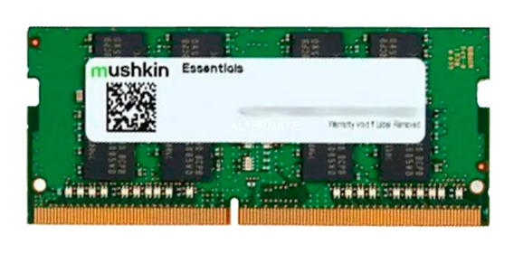 Memoria Ram Sodimm Notebook Mushkin Essentials Ddr3 4gb 1600