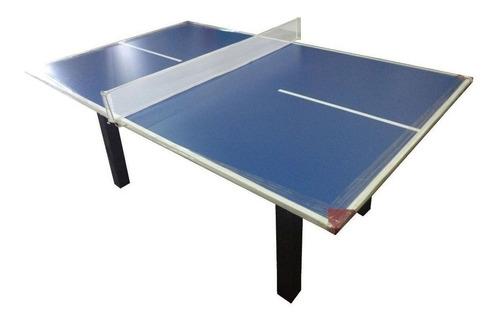 Mesa de ping pong Deportes Brienza Semi profesional azul