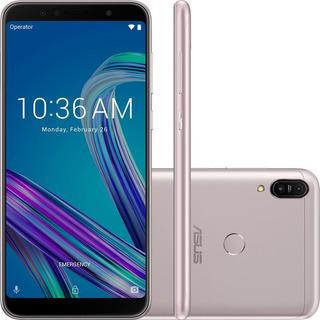 Smartphone Asus Zenfone Max Pro M1 4gb/64gb Prata - Zb602kl