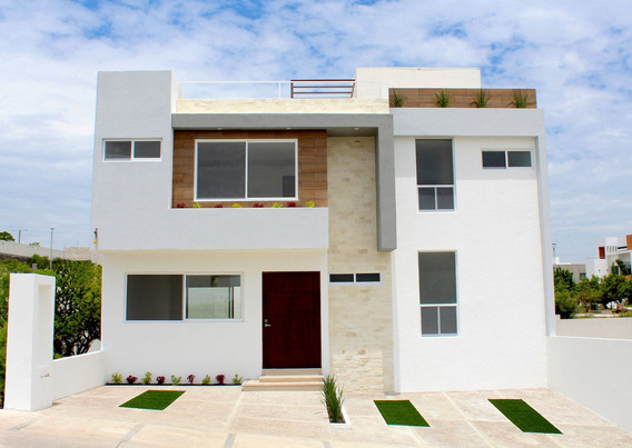 Venta Casa Nueva Zibatá, Querétaro. 3 Recs Opc 4a Pb, Roof