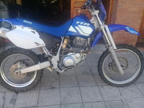 Yamaha Yamaha Ttr600 Enduro