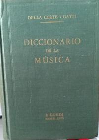 Livro :diccionario De La Musica
