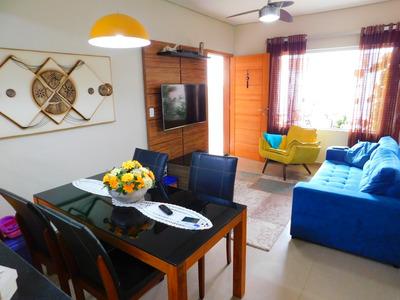 Casa Térrea C/ Localização Privilegiada A Venda Em Peruíbe