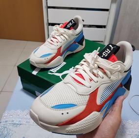 Tenis Puma Rs X Reinvention - Novo