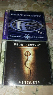 Cd. Fear Factory